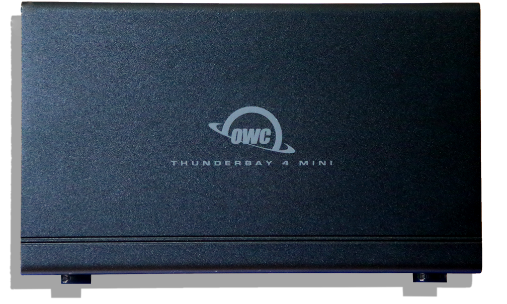 OWC ThunderBay 4 Mini Side