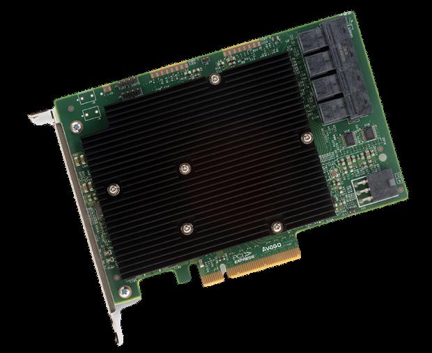 Avago 9300-16 external