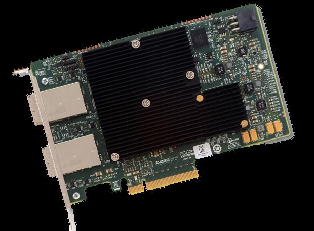 Avago 9300-16 internal