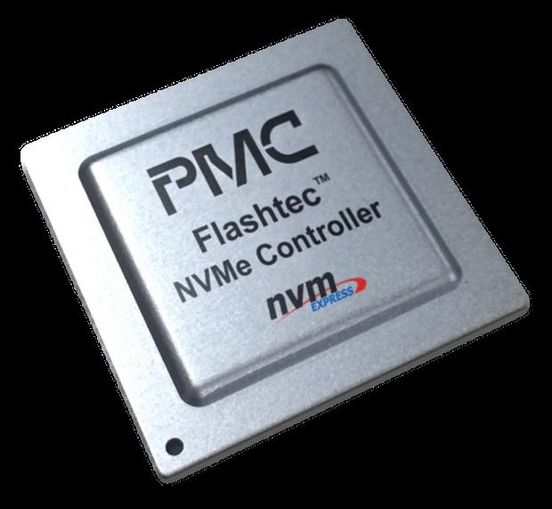 PMC flashtec controller