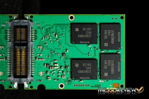 Samsung 850 EVO 1TB PCB Back