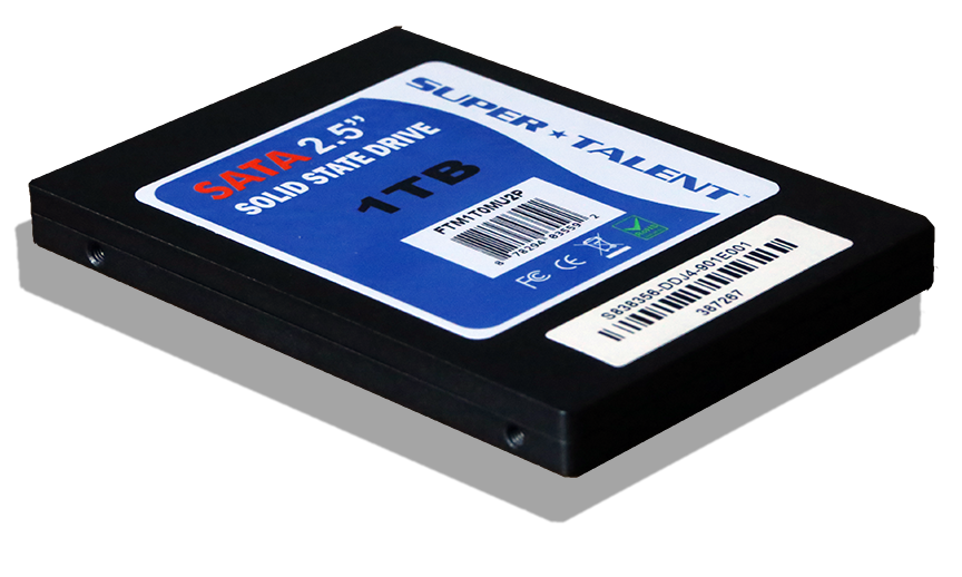 SuperTalent 1TB SATA 3 SSD Lying