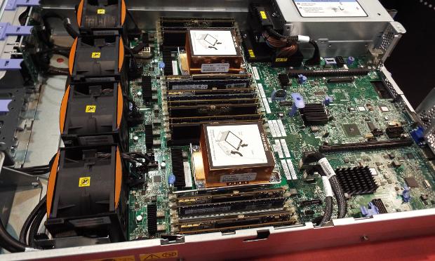 Diablo 8 x 800GB nVDIMM in Lenovo 3650 rack