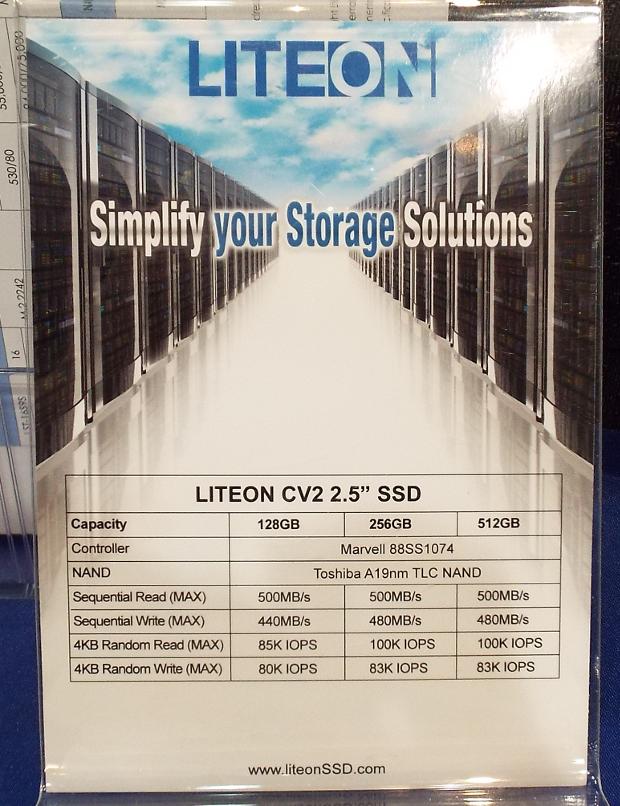 LiteOn CV2 display 2