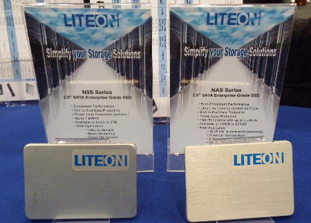 LiteOn enterpriseSSD