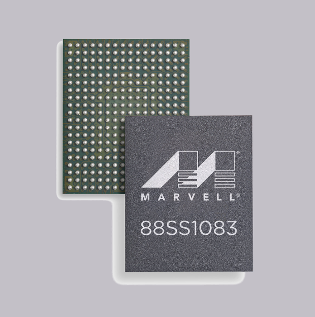 Marvell_88SS1083_SSD_Controller
