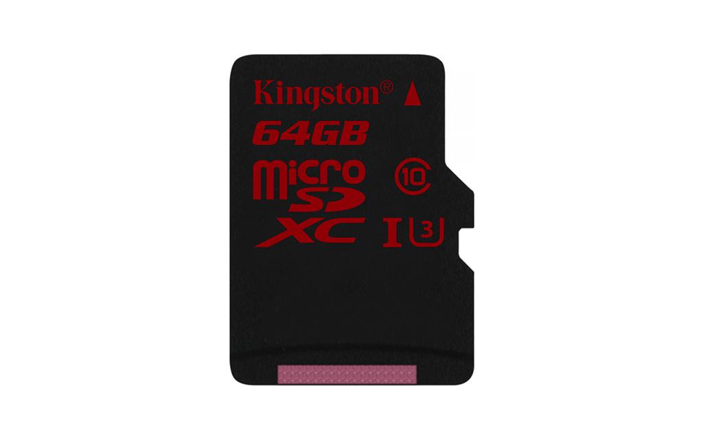 microSDXC UHS-I U3 64GB