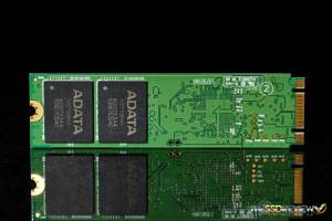 ADATA SP900 M.2 2280 256GB Back