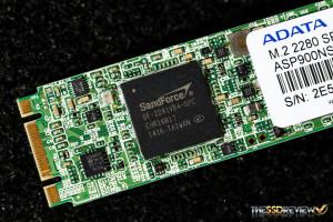 ADATA SP900 M.2 2280 256GB SF2281 Controller