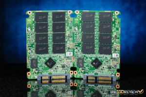 Crucial BX100 PCB Front
