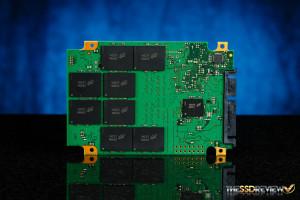 Crucial MX200 1TB PCB Back