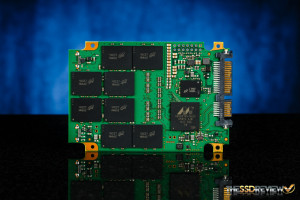 Crucial MX200 1TB PCB Front