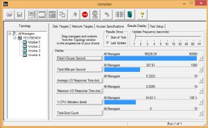 Crucial MX200 500GB Iometer Max Read IOPS