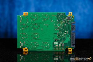 Crucial MX200 500GB PCB Back