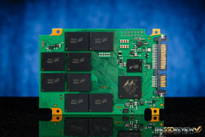Crucial MX200 500GB PCB Front