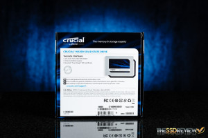 Crucial MX200 Box Back
