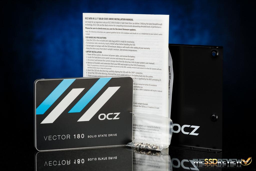 OCZ Vector180 Accessories