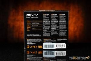 PNY CS2111 XLR8 480GB Box Back