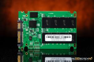 PNY CS2111 XLR8 480GB PCB Front