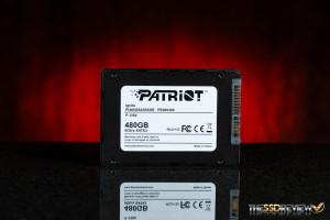 Patriot Ignite 480GB Back