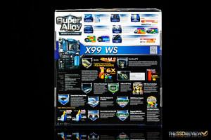 ASRock X99 WS-E Box Back