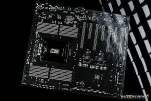 ASRock X99 WS-E Motherboard Back