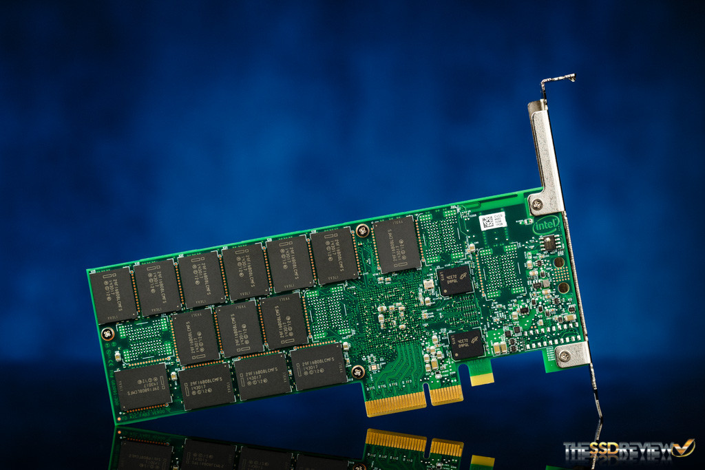 Intel 750 1.2TB bACK