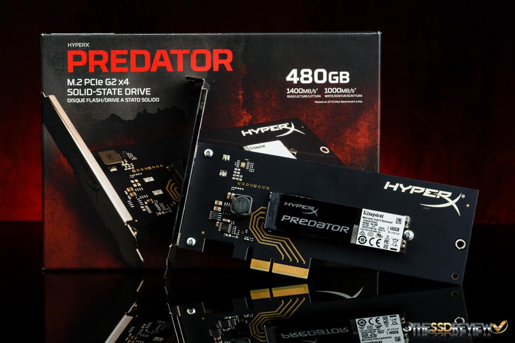 Kingston HyperX Predator 480GB Main