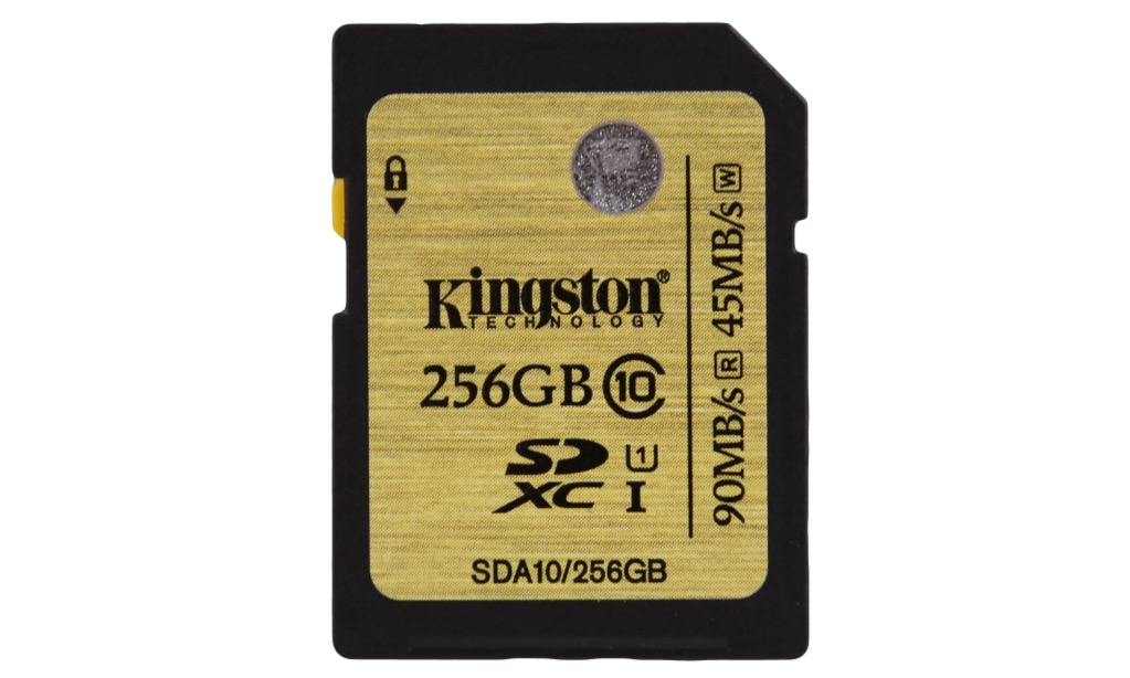 Kingston SDXC Memory Card Photo-5