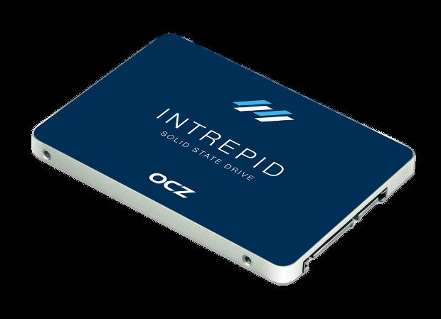 OCZ Interpid 3000 angled flat