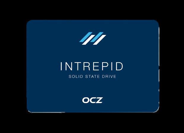 OCZ Intrepid 3000 front-on view
