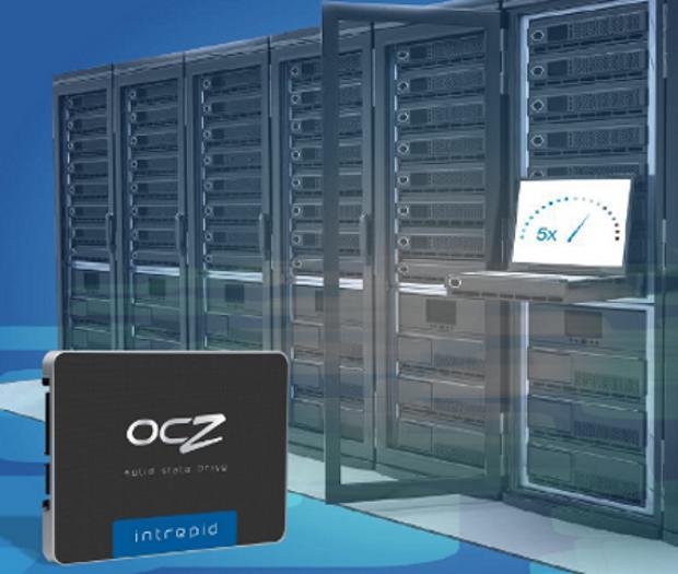 OCZ Intrepid 3700 release data center