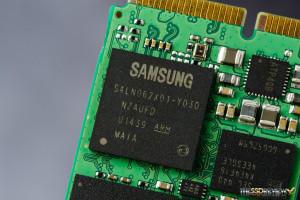 Samsung 850 EVO mSATA 120GB MGX Controller