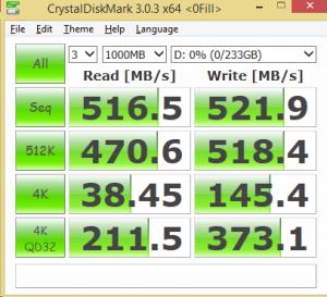 250GB Eluktro Pro Performance CDM 0FILL