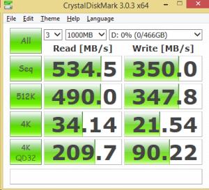 500GB Eluktro Pro Performance CDM Random