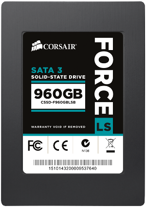 Force LS 960GB front view
