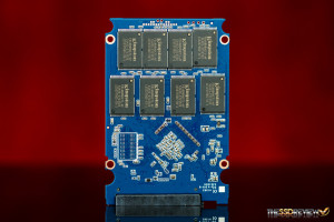Kingston HyperX Savage 240GB PCB Back