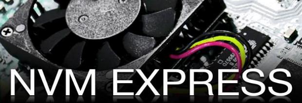 NVM Express banner