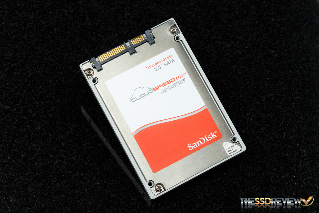 SanDisk CloudSpeed Eco Angle
