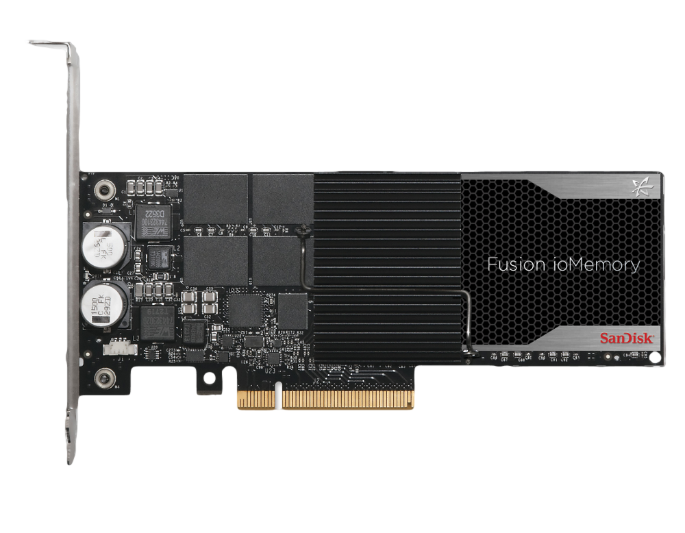 SanDisk Fusion ioMemory 1point6TB