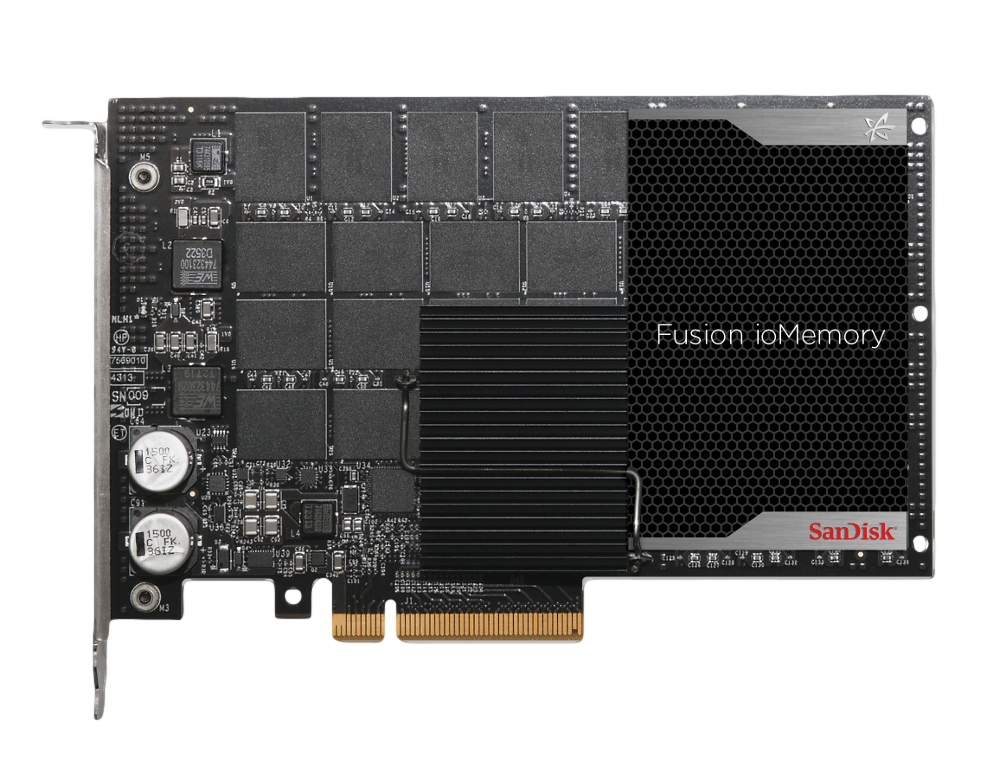 SanDisk Fusion ioMemory 3point2TB