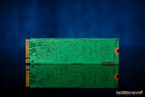 Samsung SM951 M.2 PCIe NVMe 256GB Back