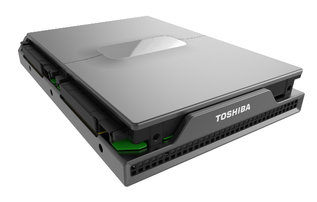 Toshiba KVDrive main
