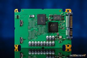 Micron M510DC PCB Front
