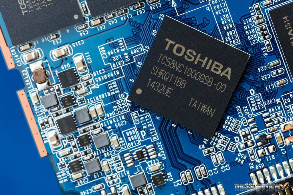 OCZ Trion 100 SSD Controller
