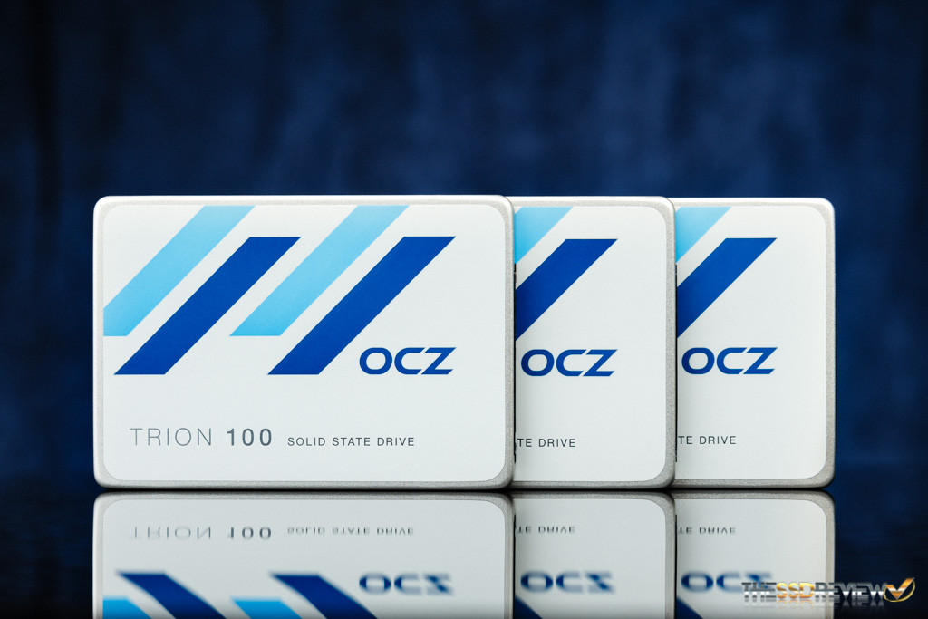 OCZ Trion 100 SSD Family