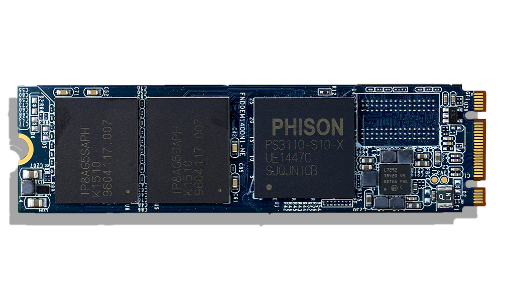 Patriot Ignite M2 SSD PCB Front