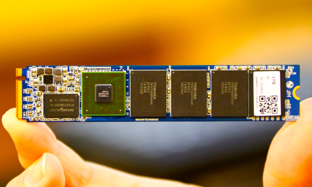 Phison M.2 NVMe 110 SSD1