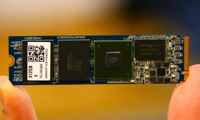 Phison M.2 NVMe 80 SSD1