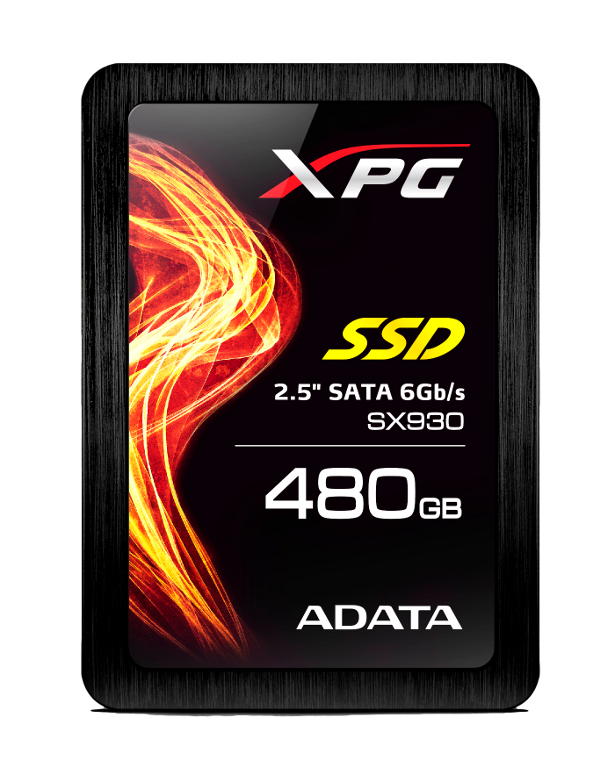 ADATA SX930 front view